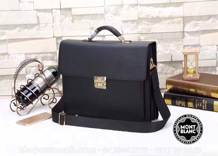 Cặp Da Montblanc For Business NA1098