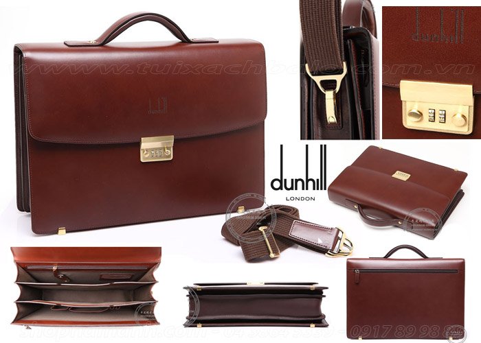 Cặp Da Dunhill for Business NA969